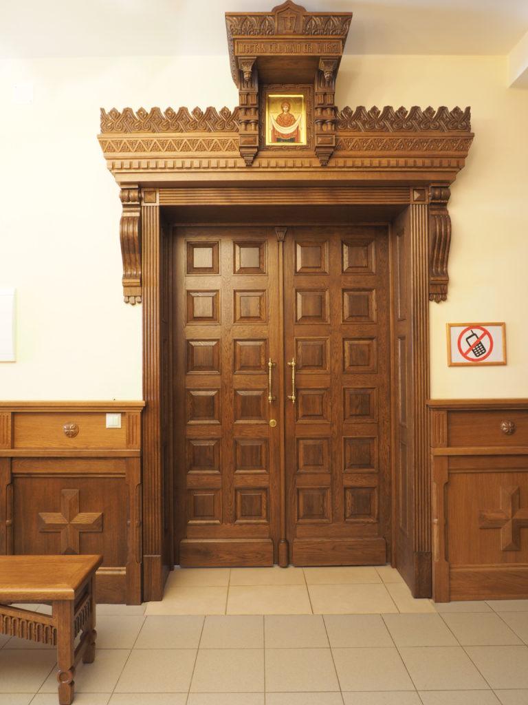 CAESAR OSTIUM: Элитные парадные двери