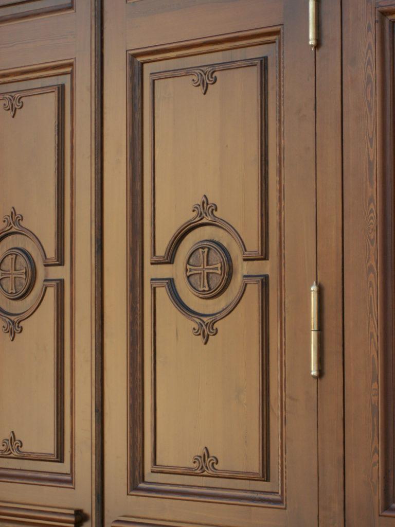 Двери из массива бука межкомнатные майкопские 🌳 от